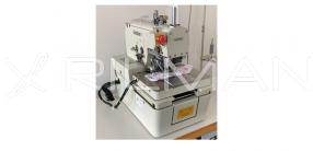 Used Electronic eyelet button holer, BROTHER DH4